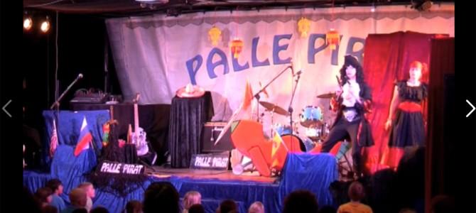 Palle Pirat Live: En rigtig cowboy