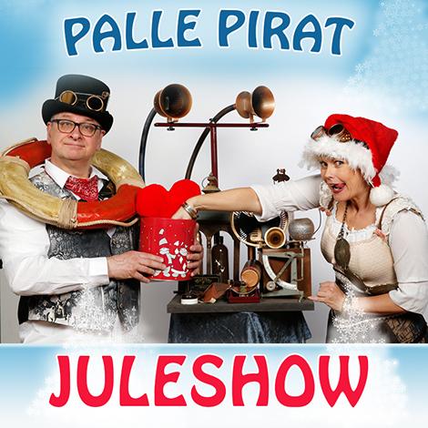 Palle Pirat Juleshow 2017