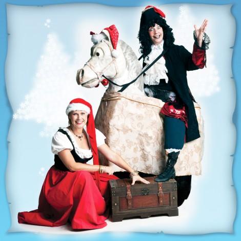 Palle Pirat holder jul
