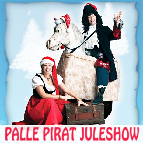 Palle Pirat Juleshow