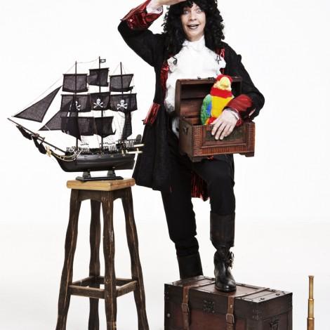 Kaptajn Klap – alias Ulla Rasmussen