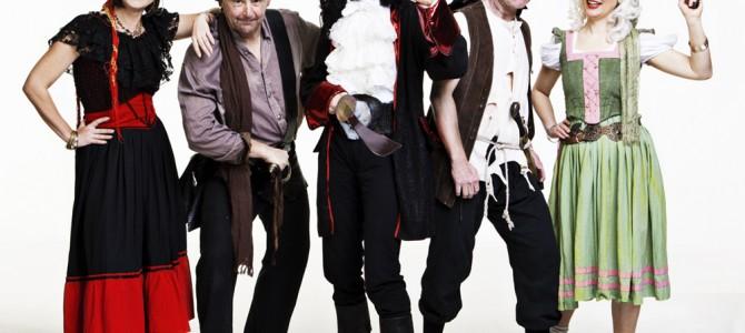 Palle Pirat – historien