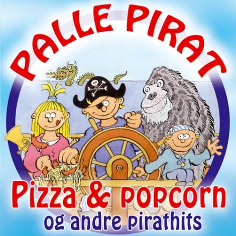 Pizza & Popcorn – og andre pirathits