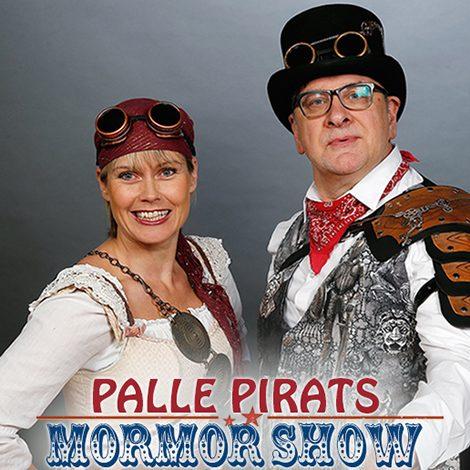 Palle Pirat Mormorshow