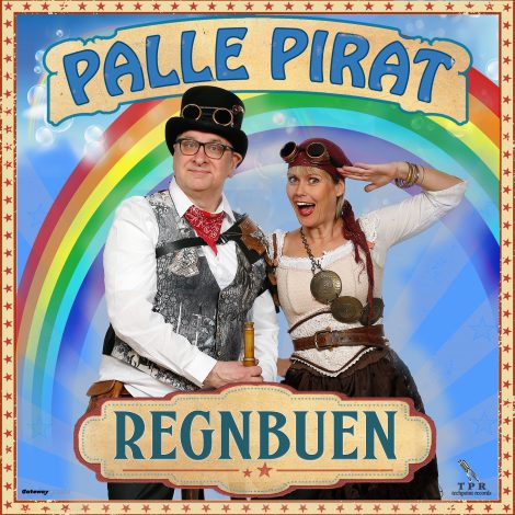 Regnbuen – Palle Pirat official musikvideo