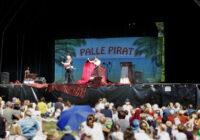 """Tosset tirsdag"" med Palle Pirat"