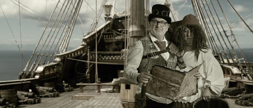 Klar! Pirat! Start!