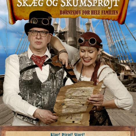 Palle Pirat Show
